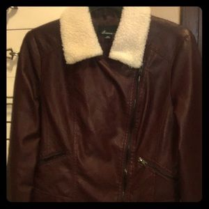 Forever21 leather jacket